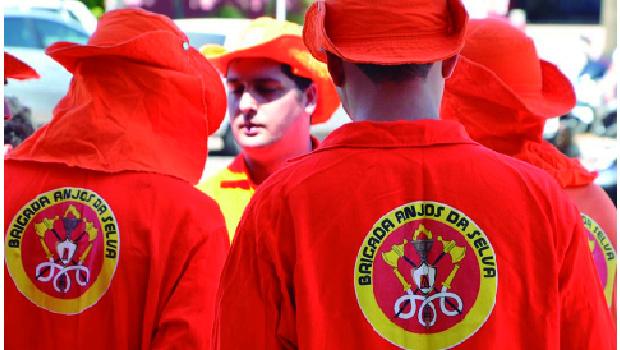 Temporada de queimadas obriga Estado a contratar brigadistas