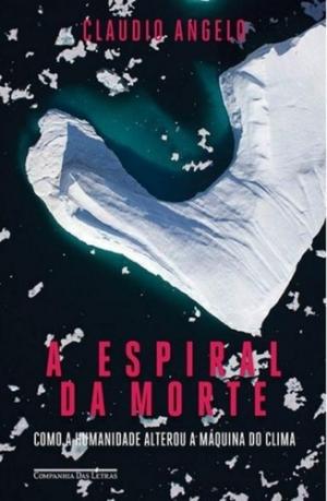 Claudio Angelo capa de seu livro