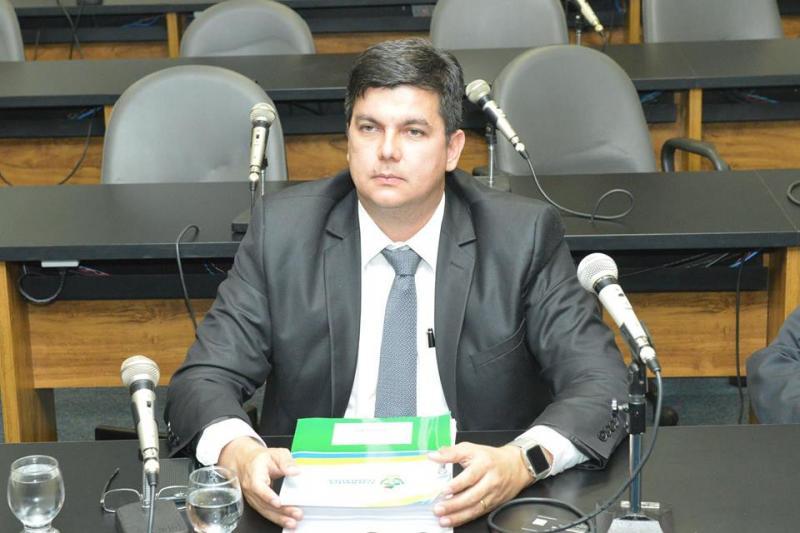 Eduardo Machado e o deputado Jean Carlo não estão rompidos