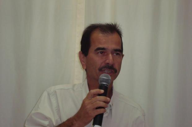 José Luiz Fernandes 1 ex prefeito de Rubiataba