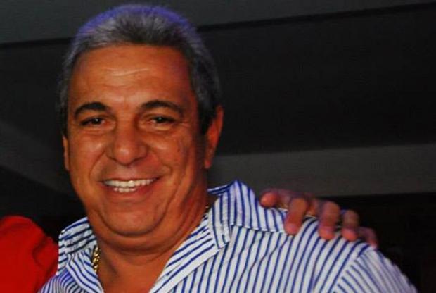 Osvaldo Costa, ex-prefeito de Nilópolis: assassinado com nove tiros