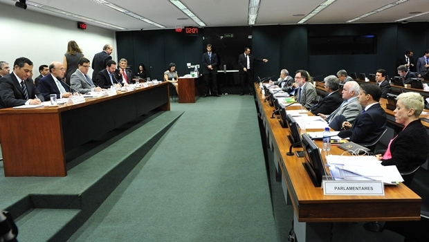 Reunião para análise da PEC 241/16   Foto: Luis Macedo