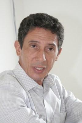 Raul Filho em visita ao Jornal Opção, em 2010   Foto: Edilson Cândido
