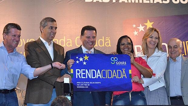 Programa Renda Cidadã é aprimorado e ampliado pelo Governo de Goiás