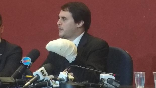 """Walmir Cunha: """"Se o custo para ser advogado foi ter sido mutilado, eu aceito"""""""