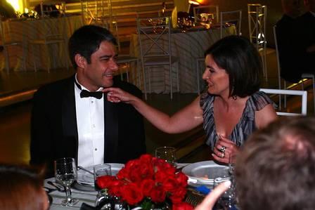 William Bonner e Fátima Bernardes: o amor e a paixão acabaram | Foto de Márcio Cunha