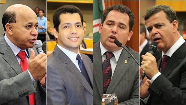 Quatro dos 35 vereadores de Goiânia não disputarão reeleição
