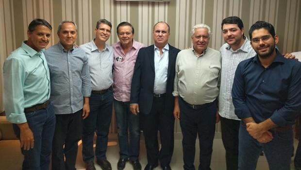 Lideranças dos dois partidos confirmam candidatura de deputado estadual