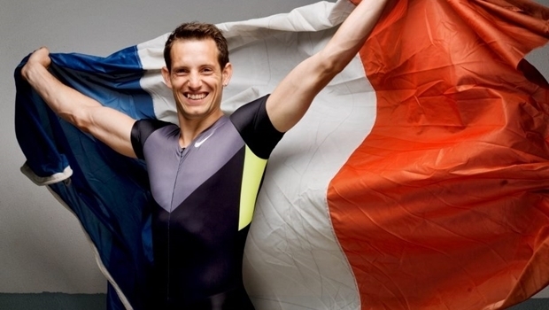 Francês Renaud Lavillenie | Foto: Facebook