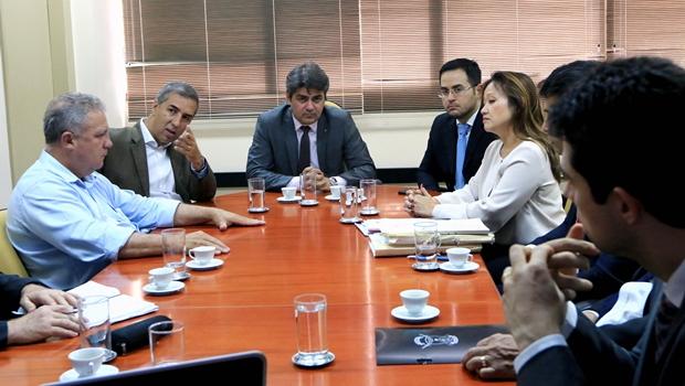 Parceria público-privada viabiliza construção de presídio em Senador Canedo