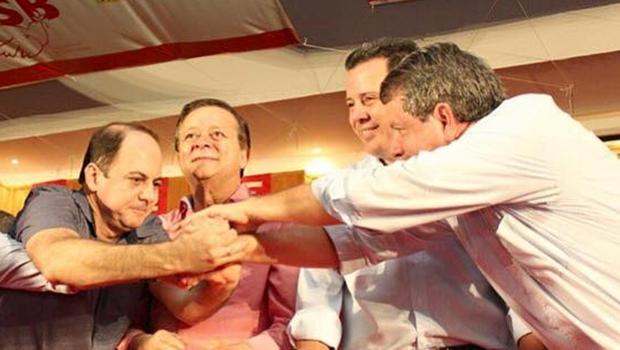 Jovair Arantes insiste que Gugu Nader é seu candidato a deputado estadual em Itumbiara