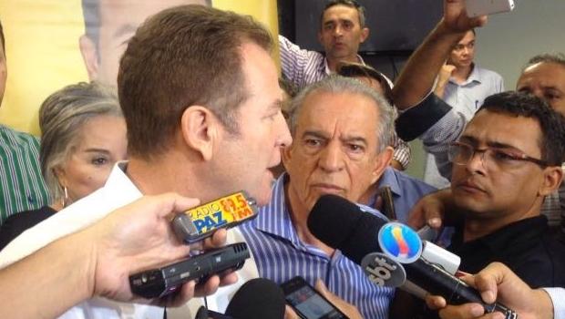 Iris Rezende atropela o Major Araújo como pretende atropelar Maguito e Daniel Vilela em 2018