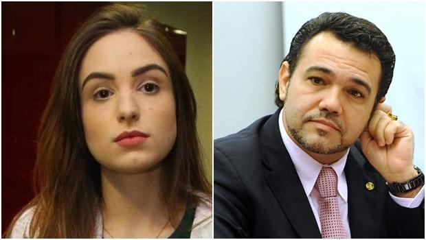 Patrícia Lélis acusou pastor Marco Feliciano de assédio sexual   Fotos: Reprodução