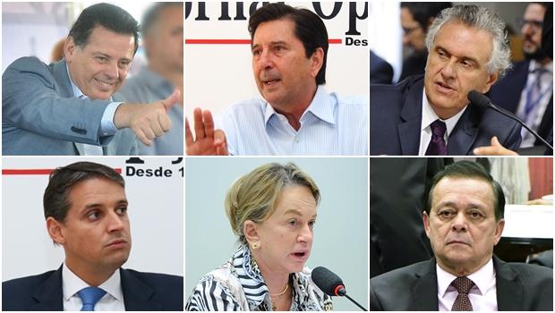 11 políticos que usam 2016 como preliminar para a disputa eleitoral de 2018