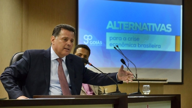 Foto: Eduardo Ferreira/Governo de Goiás