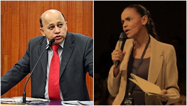 Marina Silva vem a Goiânia para lançamento de campanha de Djalma Araújo