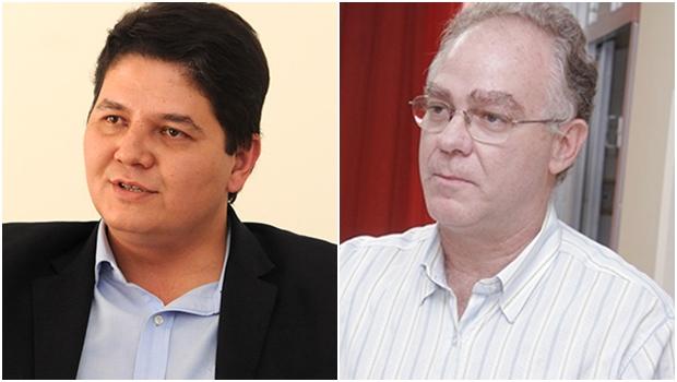 Heuler Cruvinel quer criar Guarda Municipal armada ao contrário de Paulo do Vale, que propõe Guarda Municipal sem efetividade