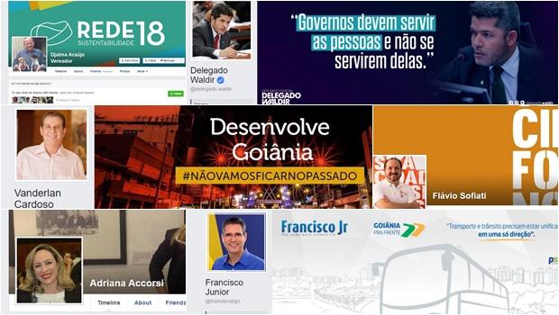 Com menos tempo e dinheiro, marqueteiros apostam nas redes sociais para disputa em Goiânia