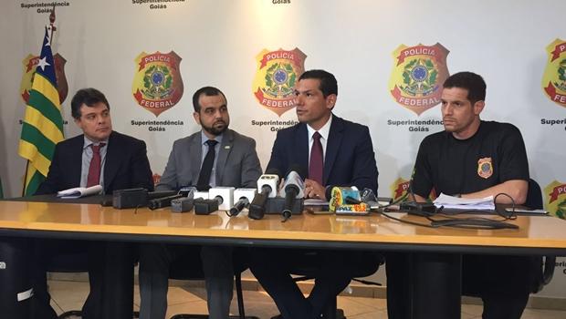 Investigadores detalham como funcionava esquema de corrupção na Saneago