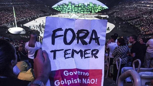 Comitê Rio 2016 perde recurso, e Justiça mantém protestos em arenas esportivas