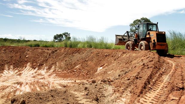 Arraias receberá obras do Projeto Barraginhas