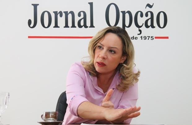 Requerimento é da deputada Adriana Accorsi | Foto: Fernando Leite / Jornal Opção