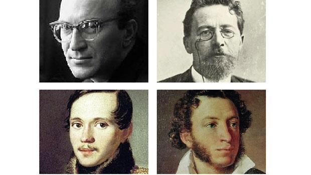 "Yúri Kazakov, Tchekhov, Liérmontov e Púchkin: grandes escritores russos. ""Só"" o primeiro é do século 20"