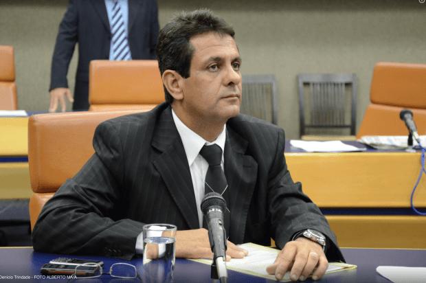 Alinhado com Vanderlan, Denício defende renovação na prefeitura | Foto: Alberto Maia