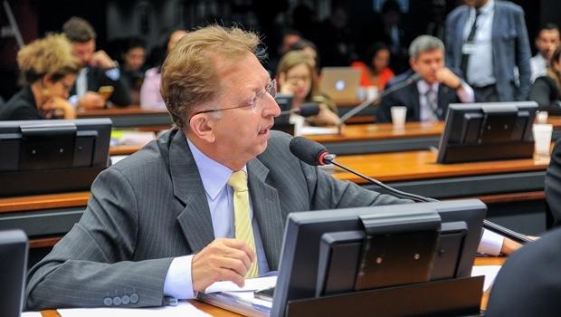 Deputado federal João Campos (PRB-GO), presidente da Frente Parlamentar Evangélica | Foto: Divulgação / Facebook