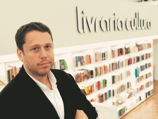 Sérgio Herz: CEO da Livraria Cultura