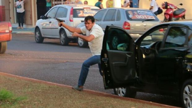 Celular de Gilberto do Amaral pode conter informação sobre o assassinato de José Gomes da Rocha