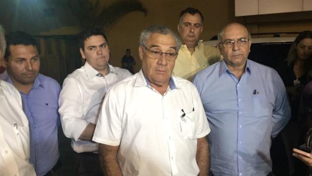 Helio Ponciano, diretor-geral do Hugol   Foto: Marcelo Gouveia/ Jornal Opção