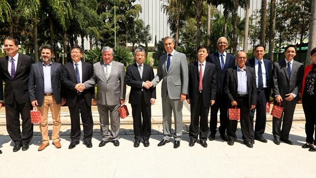 Goiás fortalece relações comerciais com a província chinesa de Hebei