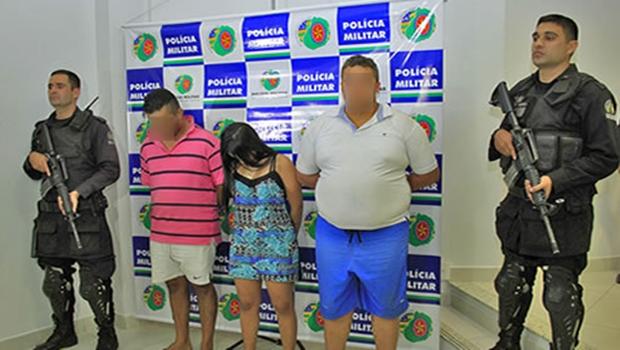 Apresentação de líder do PCC no Ceará | Foto: Divulgação / PMGO