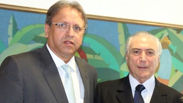 Marcelo Miranda assina compromisso com o Pacto Nacional de Segurança Pública