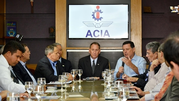 Foto: Eduardo Junior Ferreira /Gabinete de Imprensa