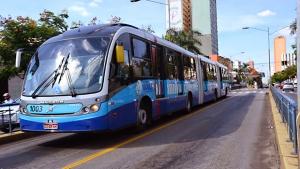 Das propostas de parcerias em Goiás, Metrobus seria aquela em que a discussão está mais avançada | Foto: Fernando Leite/Jornal Opção