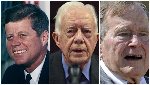 John Kennedy economizava na compra até de leite | Jimmy Carter pedia para economizar nos gastos | George H. Bush era sempre simpático com servidores