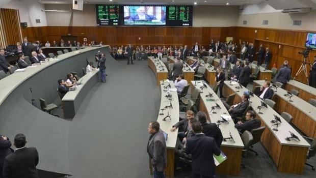 Novamente sem quórum, Assembleia encerra sessão ordinária em sete minutos