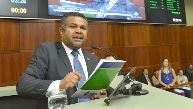 Santana Gomes contraria cúpula do PDT e diz que mantém apoio à reeleição de José Eliton