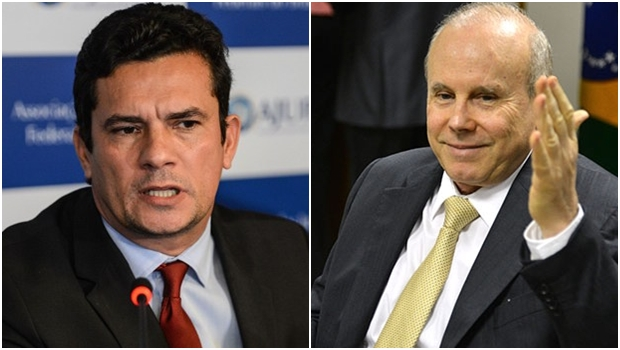 Sérgio Moro revoga prisão temporária de Guido Mantega