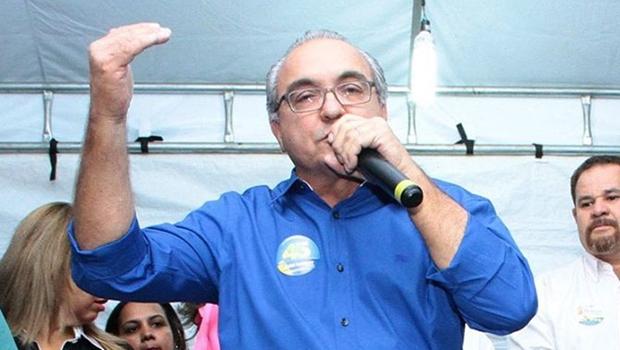 Jânio Darrot diz que pretende zerar déficit de asfalto em Trindade