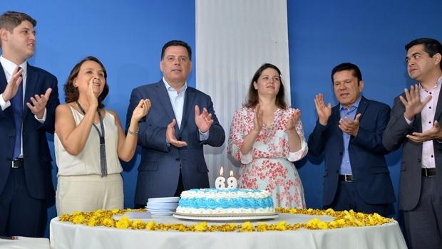 Comemoração 69 anos da OVG | Foto: Lailson Damasio