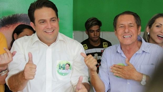 Roberto do Órion e José de Lima | Divulgação