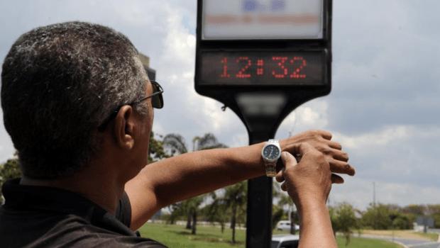 Horário de verão pode ser proibido em todos os Estados brasileiros