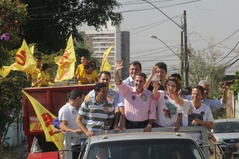 """Darlan Braz, líder do PPS, diz que eleitores de Goiânia encamparam a """"causa"""" de Vanderlan Cardoso"""