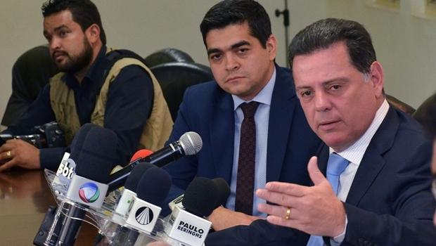 Marconi anuncia reuniões com todos os prefeitos eleitos | Foto: Eduardo Ferreira