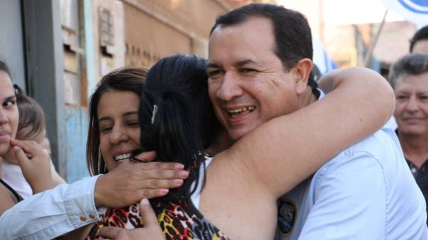 Prefeito Hildo do Candango (PSDB) é reeleito com ampla vantagem em Águas Lindas de Goiás | Foto; Divulgação/Facebook