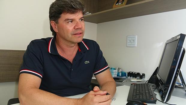 """Sócio proprietário do Hospital Encore, Maurício Lopes Prudente: """"Quando a gente fala em infarto, o que mais salva vida é o tempo de atendimento"""""""