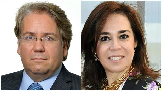 Flávio Rodovalho e Renata Abalém   Fotos: divulgação